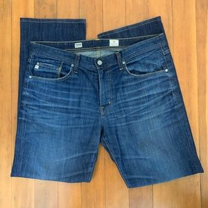 AG Mens Size 34 The Protege Straight 8Y Wash